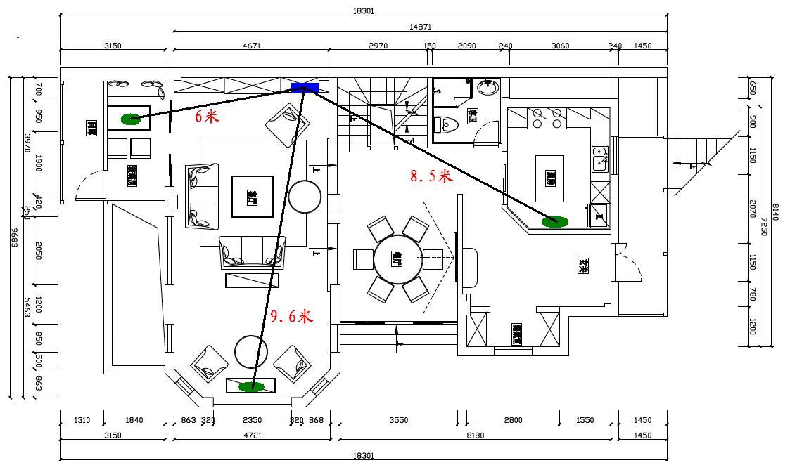 电路 电路图 电子 户型 户型图 平面图 原理图 1123_662