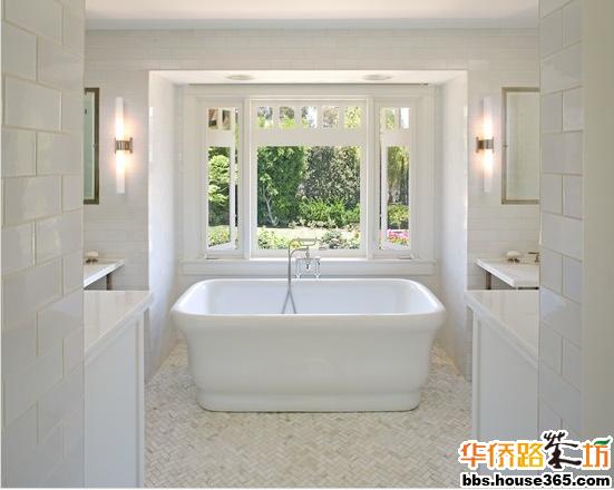 室内装修之浴室瓷砖效果图1
