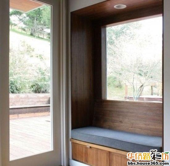 玄关屏风隔断效果图     适合大户型的设计,若会客不想这么深入,在门