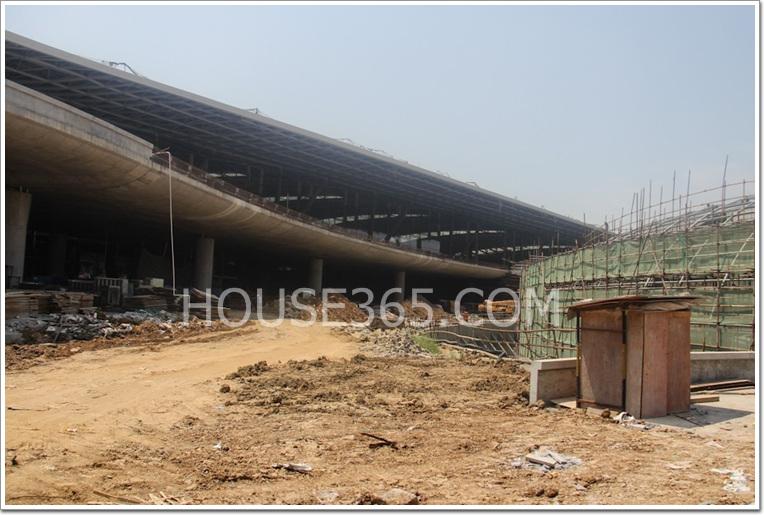 南京禄口机场二期航站楼建设工程