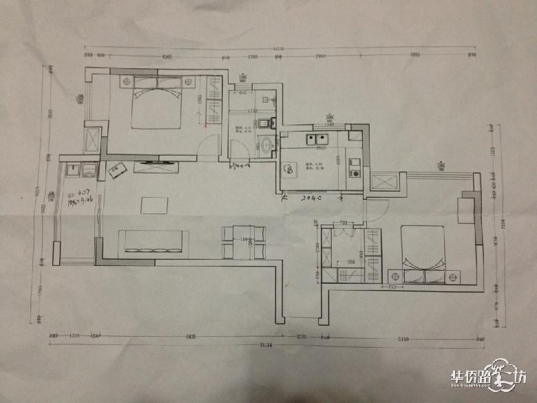 22米乘9米房子设计图