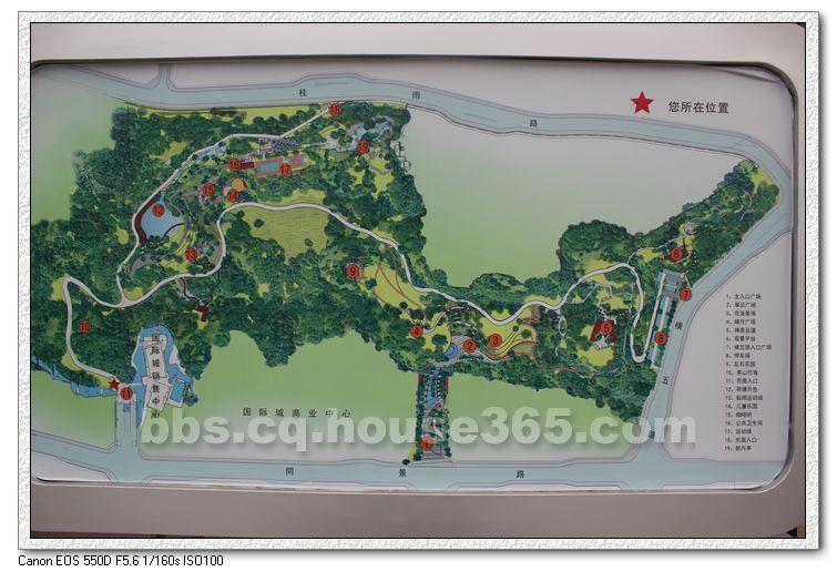 同景公园平面图-T 同景国际城
