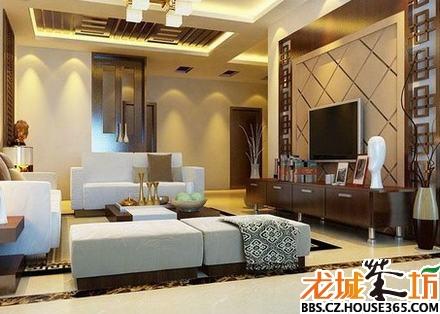 中式电视背景墙&nbsp
