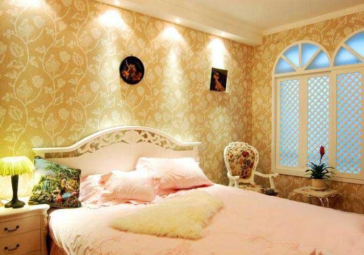 华迪婚房卧室布置——搭配技巧-装修宝典-365家居宝