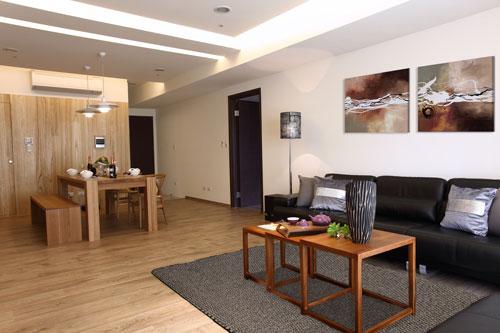 客厅设计-冬日窝心暖家 荐北欧风格三居室设计