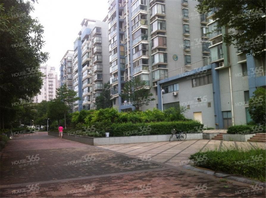 大光路香格里拉花园 南北通透 装修好 大平层四房 采光无遮挡