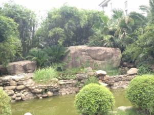 碧水豪园实景图