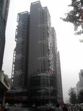 华城国际实景图