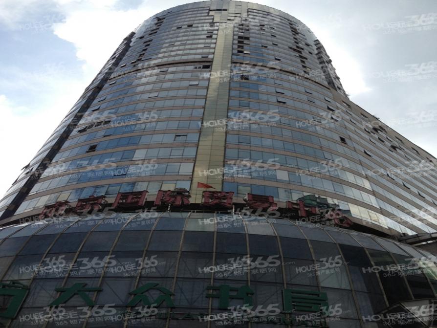 真 实房源 南京国际贸易中心 新街口双地铁 户型正采光好 租金高