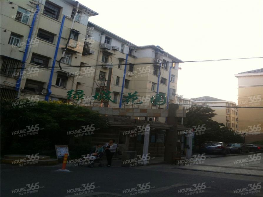 绿城花园3室2厅1卫95.58平方产权房简装