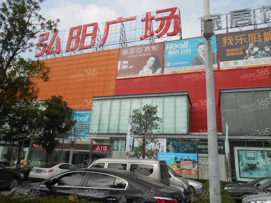 桥北地铁口 弘阳广场 印象汇旁20个小区 商业街铺子 年租17万 急
