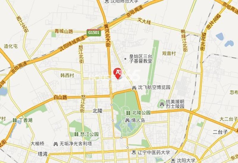 皇姑区牡丹江街9号