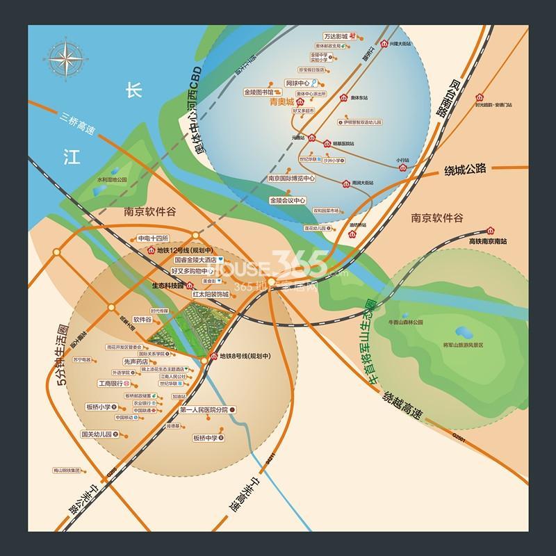 西宁至景泰石林地图