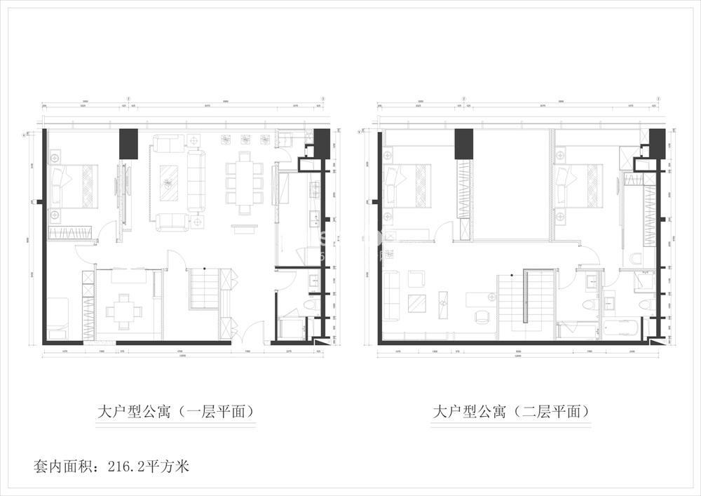 清江苏宁广场户型图