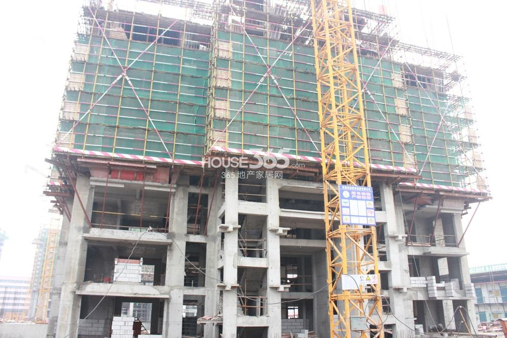 旭辉美澜城平均建至4层以上(2.20)