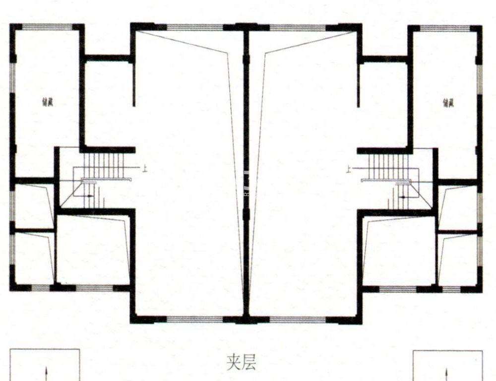户型图 四房两厅两卫-160平米-72套_江阴弘建公园国际