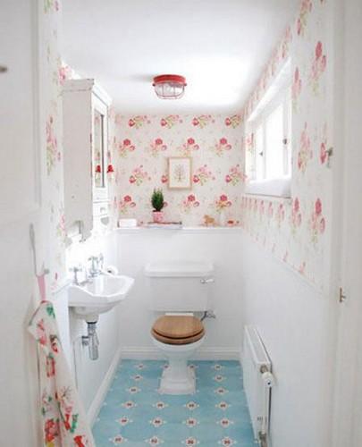 小户型卫生间装修图片 2-3平米空间也能时尚