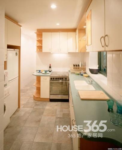 厨房地板砖效果图 告别枯燥装修有精彩