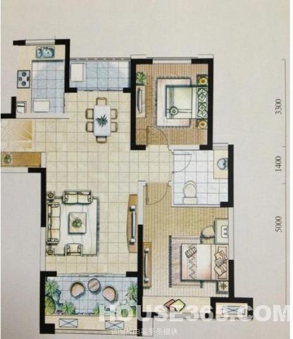 「雅园」    5室2厅3卫   400平米【已过期】   镜湖  阳光半岛独幢