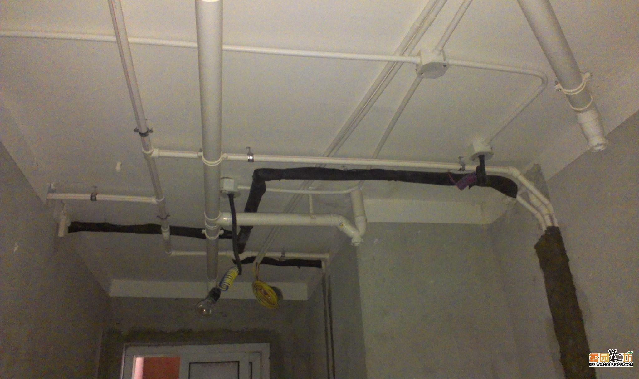 家家装修电路水路图