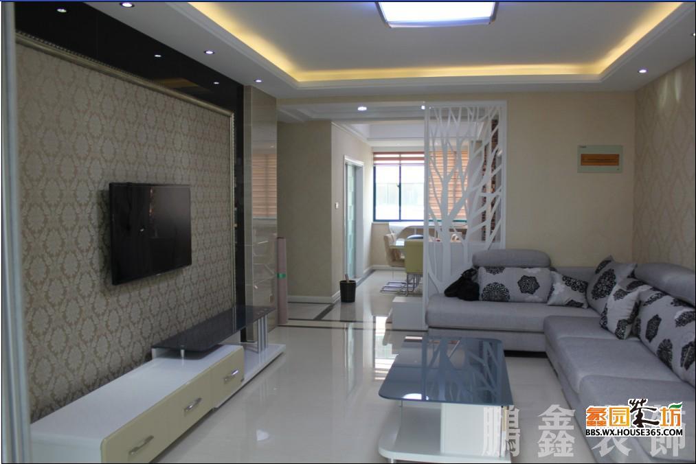 家居 起居室 设计 装修 1013_676