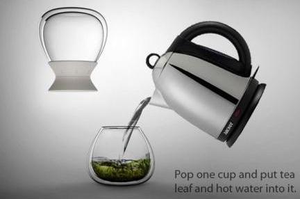 创意茶壶设计